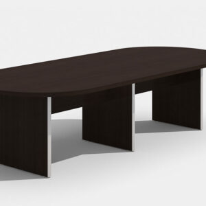 Elite Amber Conference Table – 10ft