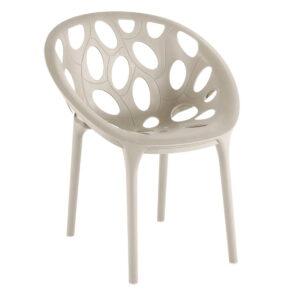 Nido Nesting Side Chair – Gray