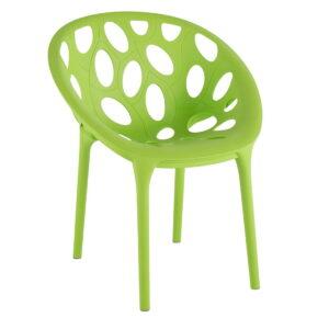 Nido Nesting Side Chair – Green