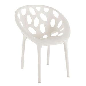 Nido Nesting Side Chair – White