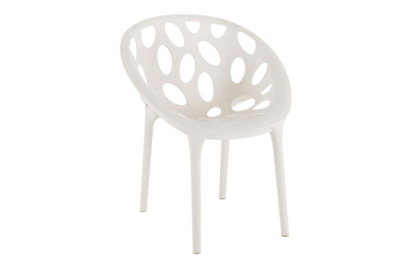 Nido Nesting Side Chair – White